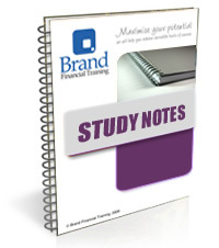 CII Exam Study Notes